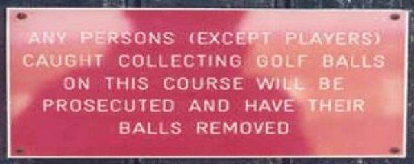 Không chơi cù mà lượm banh của nguoawfi khác bị phạt vạ khá nặng! [Nguồn: OntheNet]