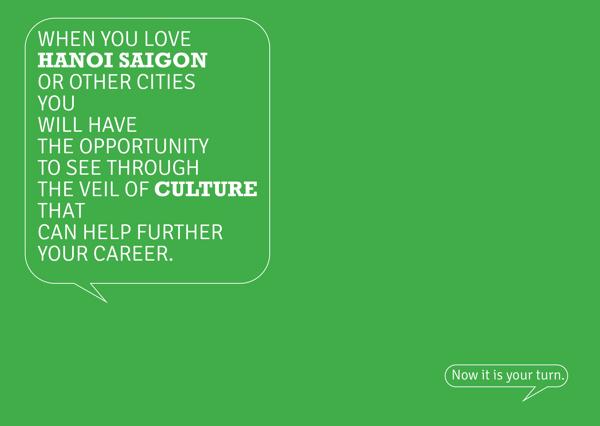 Nhìn thành phố bạn yêu qua nếp văn hóa...