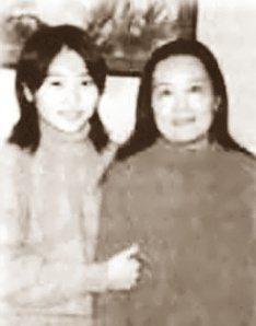 Zhang Mo và mẹ, Tiếu Hoa. Nguồn: instant-news.us