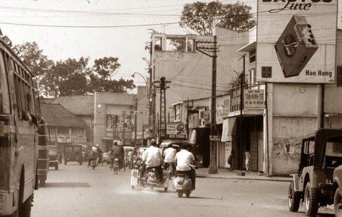 Khu Dakao, Saigon