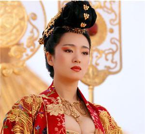 Củng Lợi, vai Hoàng hậu trong phim Anh Hùng. Nguồn: sonyclassics.com