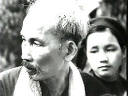 Hồ Chí Minh. Nguồn: OntheNet