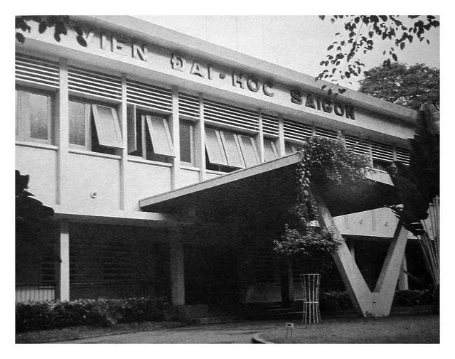 Viện Đại học Saigon. Nguồn DMT