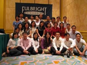 Sinh viên Việt Nam trong chương trình Fullbright. Nguồn: scholarship-positions.com