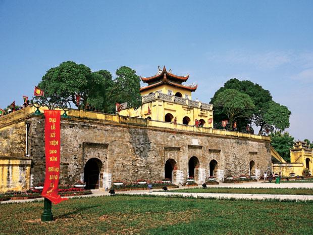 Trung tâm Hoàng Thành Thăng Long, di sản văn hoá thế giới – 2010. Nguồn: NTĐA.