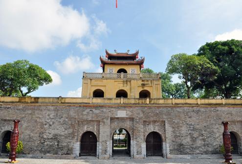 Thành cổ Hà Nội (Thăng Long)