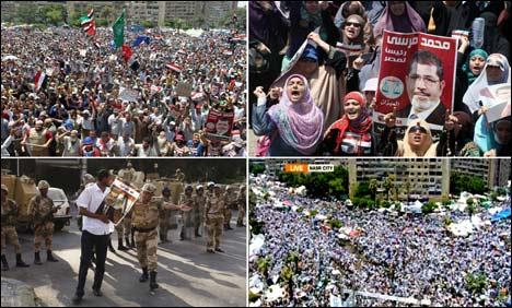 Quảng trường Tahir (Tháng 6, 2013). Nguồn: www.thenews.com.pk