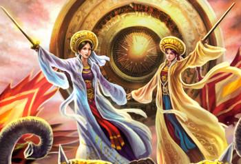 Hai bà Trưng đã đánh đuổi quân Hán. Việt Nam có thể làm điều đó một lần nữa hay không? [Tranh minh họa.]