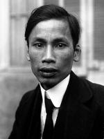 Hò Chí Minh (1921). Nguồn: Bibliothèque nationale de France/Agence de presse Meurisse
