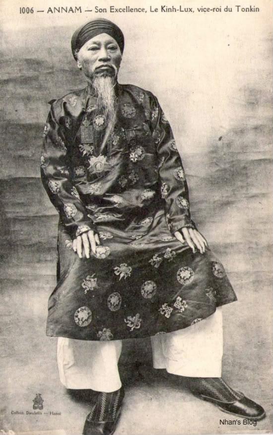 Kinh lược Hoàng Cao Khải. Nguồn: tranthanhnhan1963c.blogspot.com