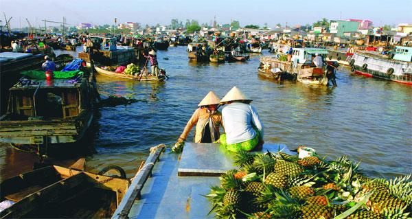 Sông nước miền Tây. Nguồn: pystravel.com/