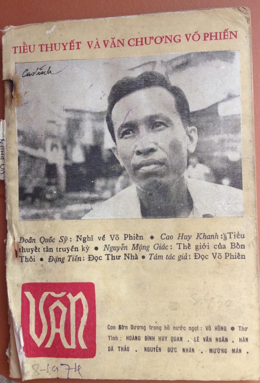Tạp chí Văn 1974