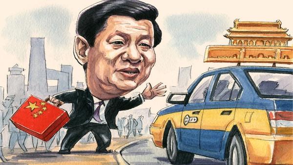 Trung Quốc Đặc sắc Xã hội Chủ nghĩa. Nguồn: ft.com