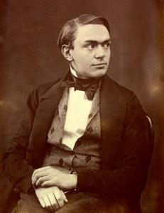 Alfred Nobel (1833-1896) sống gần suốt  đời ở Ý và Pháp. Nguồn: nobelprize.org