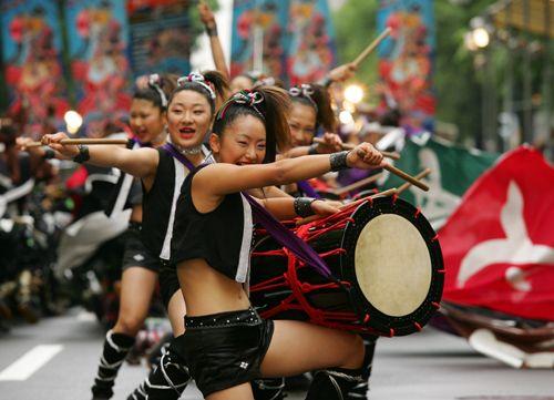 Yosakoi Matsuri . asianoffbeat.com