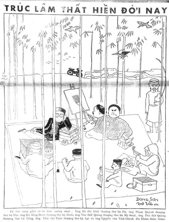 Biếm hoạ Tuần báo Phong Hoá (193x).