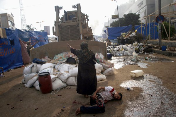 Egypt 2013. Nguồn: Mohammed Abdel Moneim / AFP / Getty Images