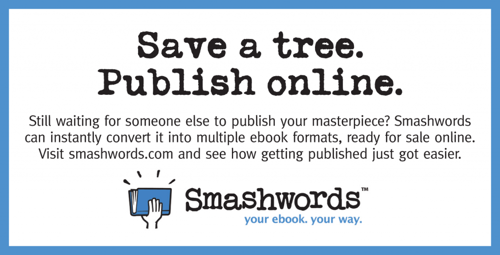 Smashwords - save a tree