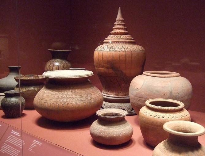 Rất hiếm khi một di sản văn hóa tìm được từ các vụ đắm tàu được đưa vào một viện bảo tàng. Nguồn: Flickr