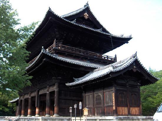 Nanzen-ji cổ kính. Nguồn: Maggie Tulliver