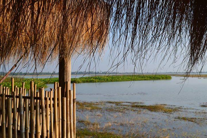 Một góc Biển Hồ Tonle Sap. Nguồn: ĐN