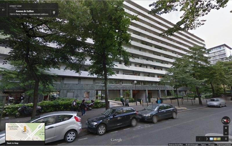 24 rue de Sufferen. Nguồn: Google.