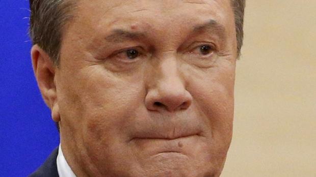 Thề trở lại Kiev, yanukovich. Nguồn: Maxim Shemetov/Reuters