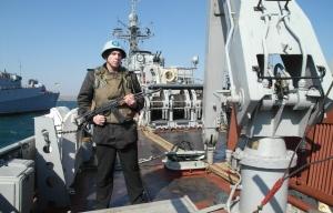 Thủy thủ, . Nguồn: Stoffel/CBC