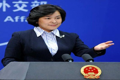 """Hua Chunying nói, """"Các hoạt động phá hoại của Việt Nam là vi phạm chủ quyền của Trung Quốc."""". Nguồn: telesurtv.net"""