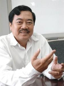 Ô. Huỳnh Bửu Sơn, hiện là giám đốc đối ngoại Pepsi Co. VN. Ảnh: T.T.D.