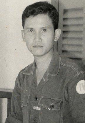 Cựu tướng Nguyễn Hữu Hạnh khi còn là Đại tá VNCH. Nguồn: OntheNet