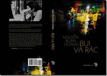 Mẫu bìa 2 cuốn sách xuất bản sau cùng của Nguyễn-Xuân Hoàng