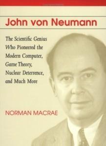 Nhà toán học và vật lý học John von Neumann. Nguồn: Onthenet