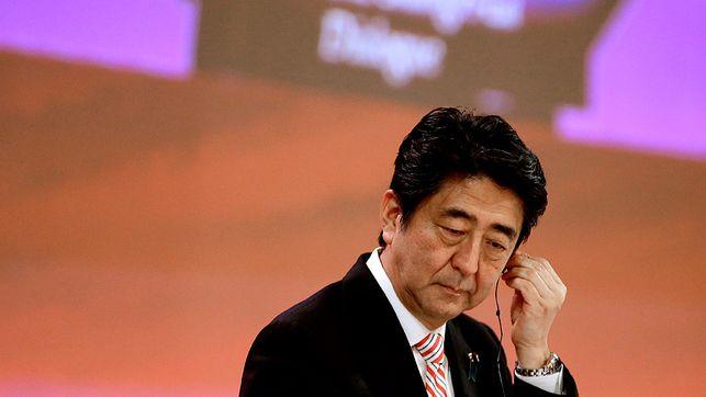 Tác giả, Thủ tuowsnh Nhật Bản. Nguồn: nzz.ch