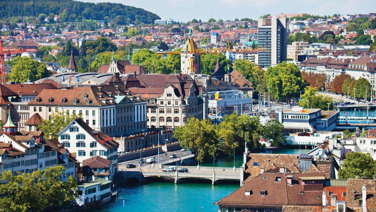 Zurich. © Atlantide Phototravel/Corbis