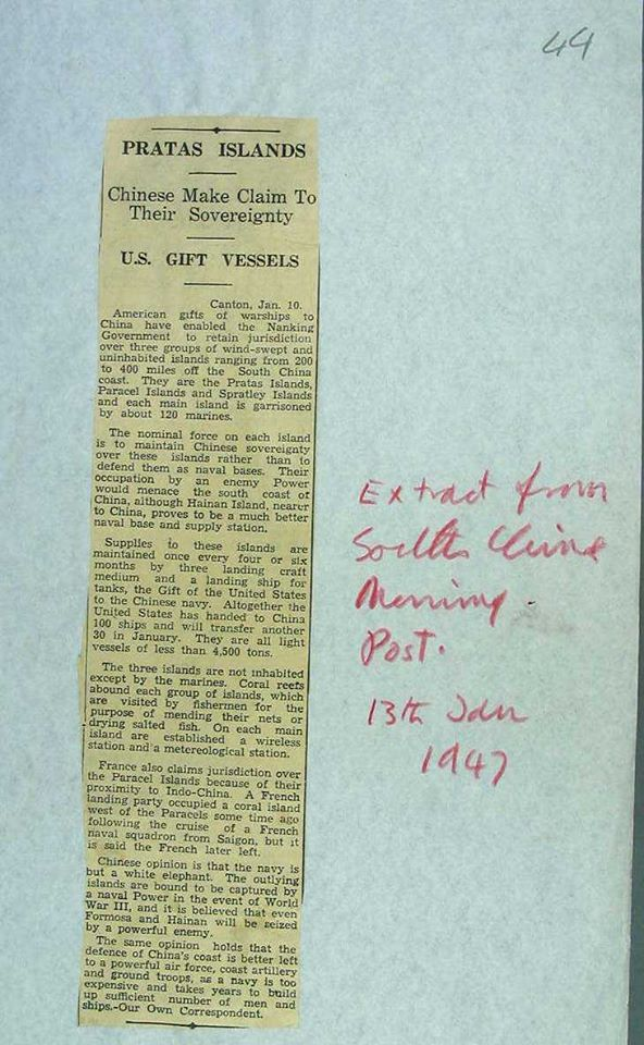 Hình SCMP 1947