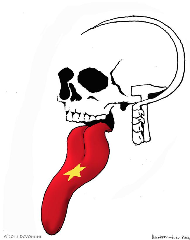 Quốc Khánh 2/9. Tranh Babui.