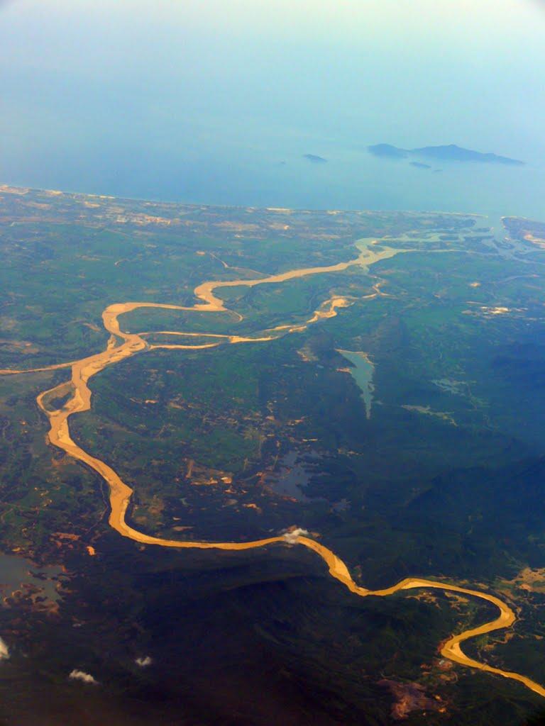 Sông Thu Bồn. Nguồn: Panoramio/rongcoithit