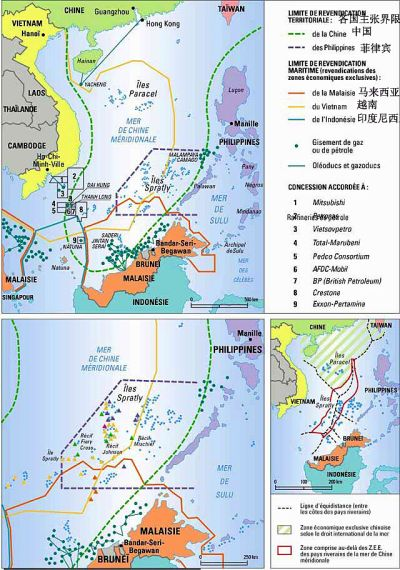 Thỉnh thoảng vẫn phải cho phát ngôn nhân trung ương chính phủ nói dăm ba câu phản đối về chủ quyền Tây Sa và Nam Sa, phải cho phép các báo đăng vài bài chiếu lệ về biên giới và hải đảo. Nguồn: sun-bin.blogspot.com