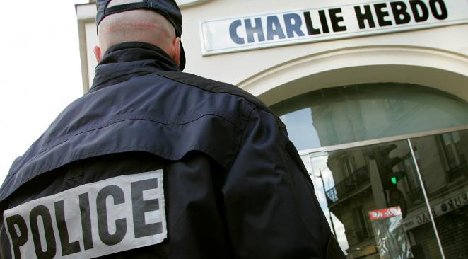 Toà soạn Charlie Hebdo. Nguồn:  www.atlantico.fr