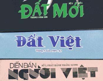 Hậu thân cua tờ Đoàn Kết, báo của sinh viên Việt Nam phản chiến tại Canada.