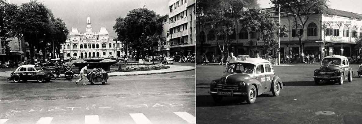 Sài Gòn 1964, chỉ thấy đất, chỉ thấy trời; còn đâu ánh mắt người thương. Nguồn OntheNet