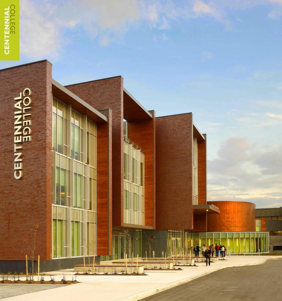 Trường Kinh doanh, Centennial College, Toronto Nguồn: paladinsecurity.com