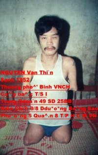 Thương binh Nguyễn Vaen Thìn. Nguồn: OntheNet