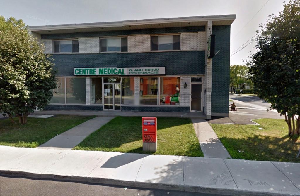 Một góc phố Longueuil, ngoại ô Montreal. Nguồn: Google Maps