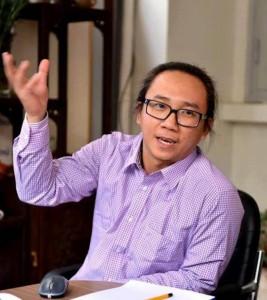 Nhà nghiên cứu văn hoá Trần Quang Đức