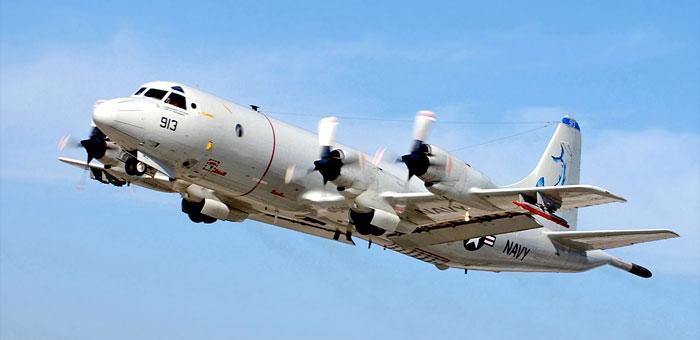 Máy bay Lockheed P-3-Orion - Giấc mơ Hà Nội. Nguồn:  http://infoaeroquebec.net/