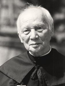 Linh Mục Đaminh Maria Trần Đình Thủ, CMC (1906-2007). Nguồn: dongcong.net