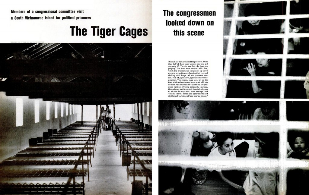 Nguồn/Source: LIFE Magazine, No 50, July 17, 1970. pages 26-7. Photos by Tom Harkin