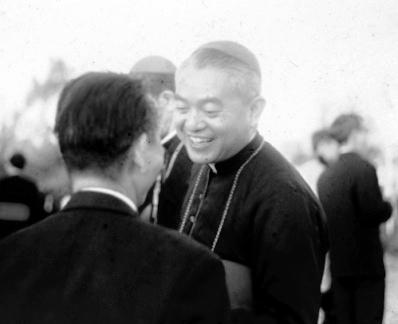 TGM P. Nguyễn Kim DDiefn (1969). Nguồn: Lm Antôn Nguyễn Trường Thăng